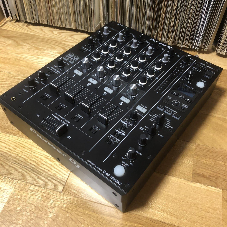 pioneer dj djm 750 mk2